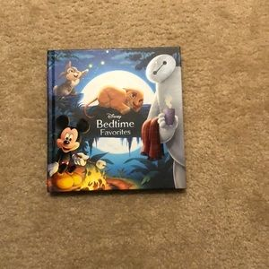 Disney Bedtime Favorites Book